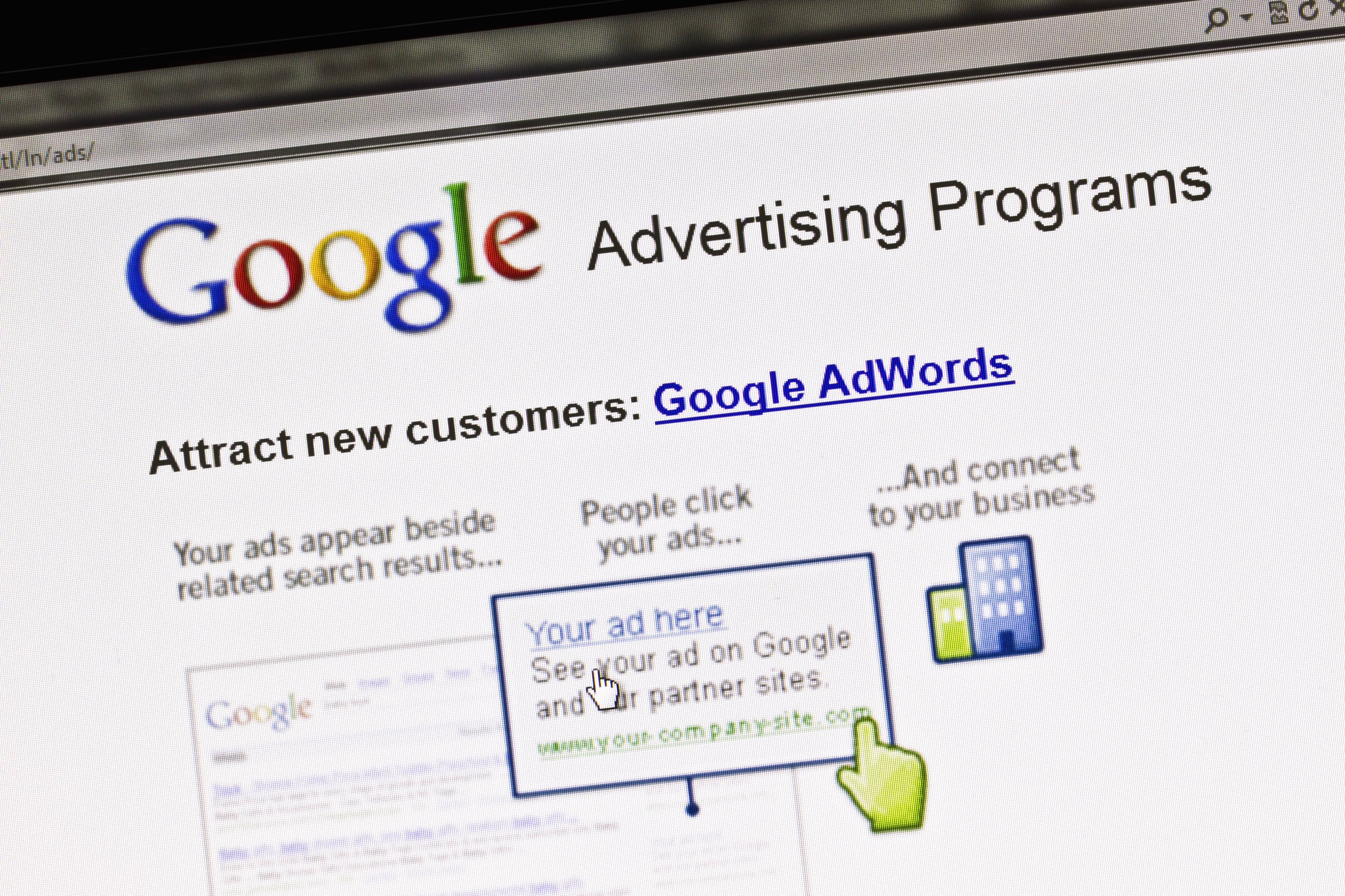 Google Advertising Program