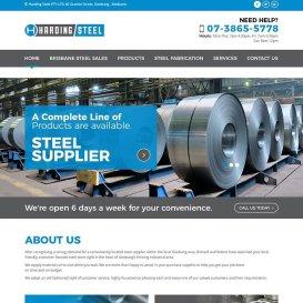 Harding-Steel