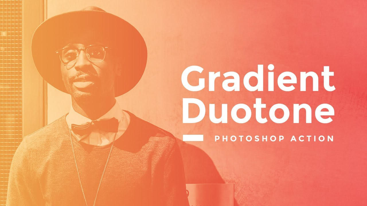 Duotone Gradients Are Very popular