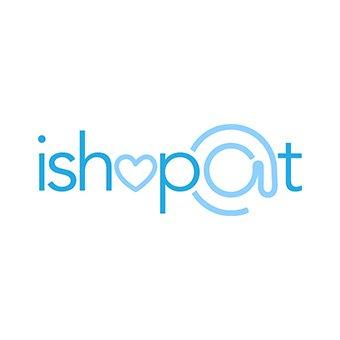 ishopat logo design