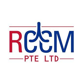 rccm pte ltd logo design