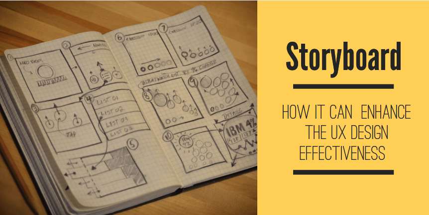 How Can Storyboard Enhance The Effectiveness Of Your UX Design?