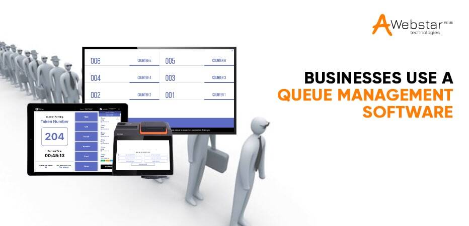 Businesses Use A Queue Management Software