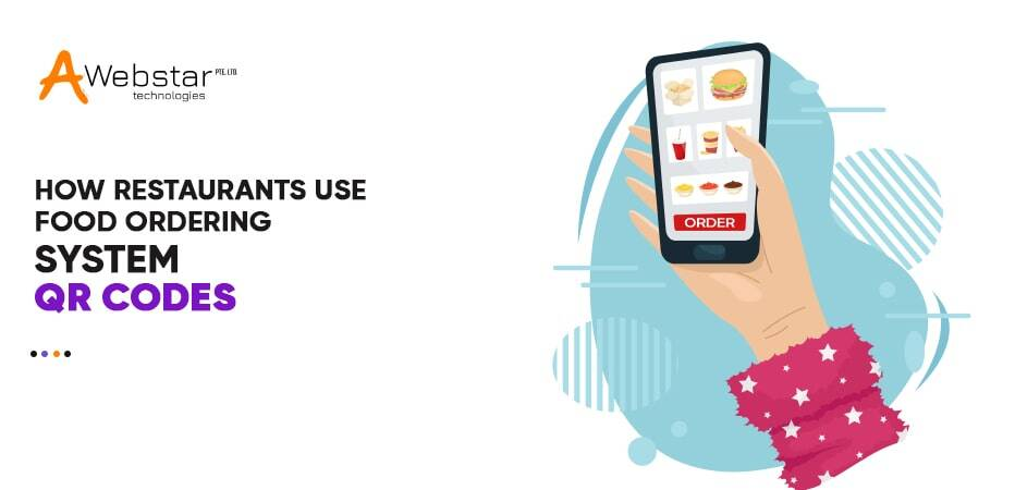How Restaurants Use Food Ordering System QR Codes